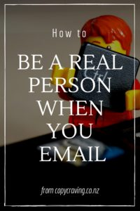 For some reason, even the most likeable person can switch to sounding like a robot over email. But since emails are a great way to grow your business, get new clients and create a loyal following for your blog, it's important your emails show your personality. Try these email tips to sound professional, but still human.